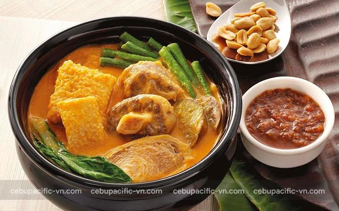 Kare-Kare món hầm giàu năng lượng của Bacolod