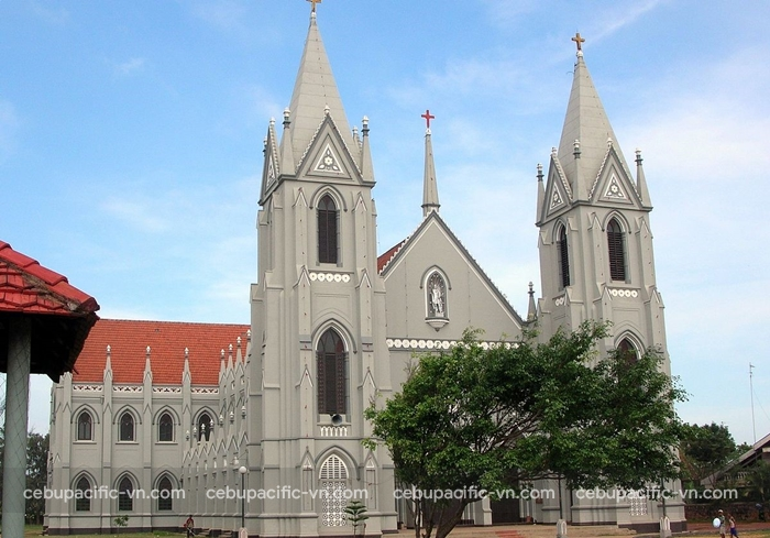 Nhà thờ San Sebastian - Bacolod