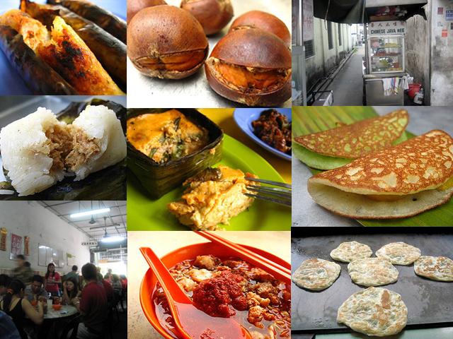 Món ăn ngon ở Penang