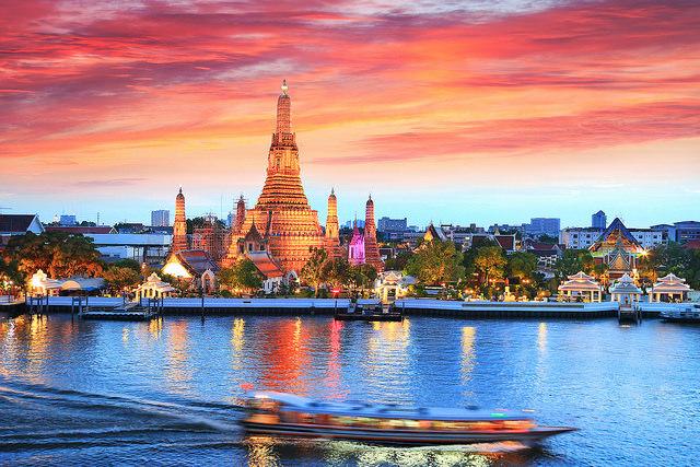 Mua vé máy bay đi Bangkok giá rẻ?
