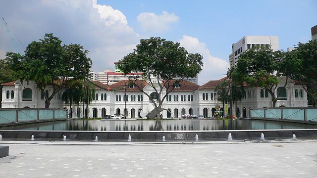 Khám phá các bảo tàng thú vị tại Singapore