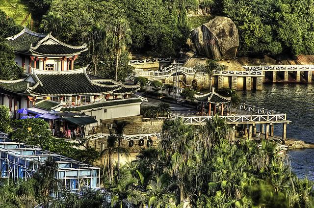 Khám phá đảo Gulangyu xinh đẹp