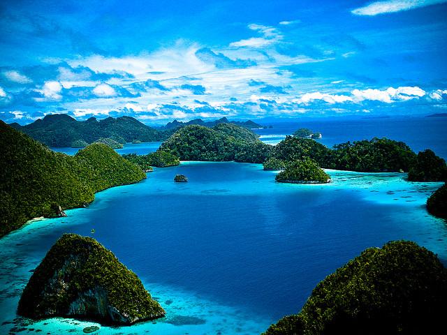Đắm say vẻ đẹp quần đảo Raja Ampat