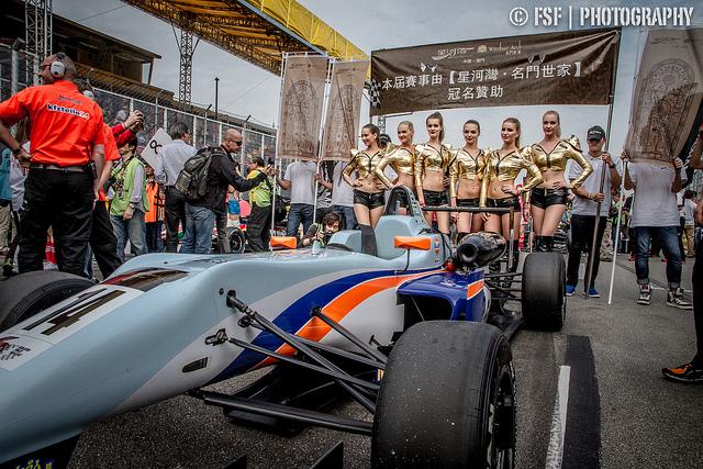 Đường đua nóng bỏng Macao Grand Prix