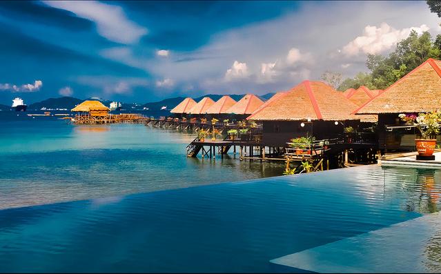 Thiên đường nghỉ dưỡng Kota Kinabalu