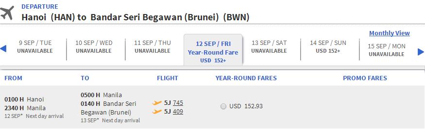 Những điều nên tránh khi du lịch Brunei