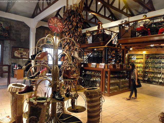 Bảo tàng giày độc đáo ở Philippines