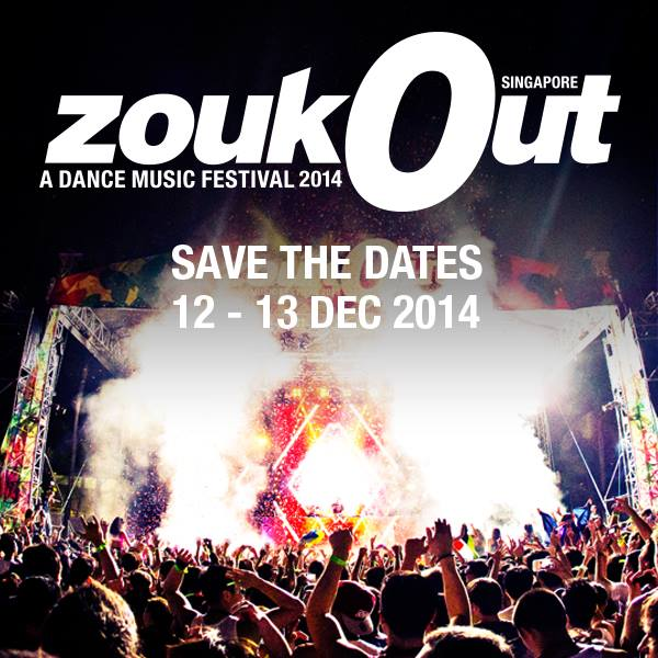 Bùng cháy với lễ hội âm nhạc Zoukout