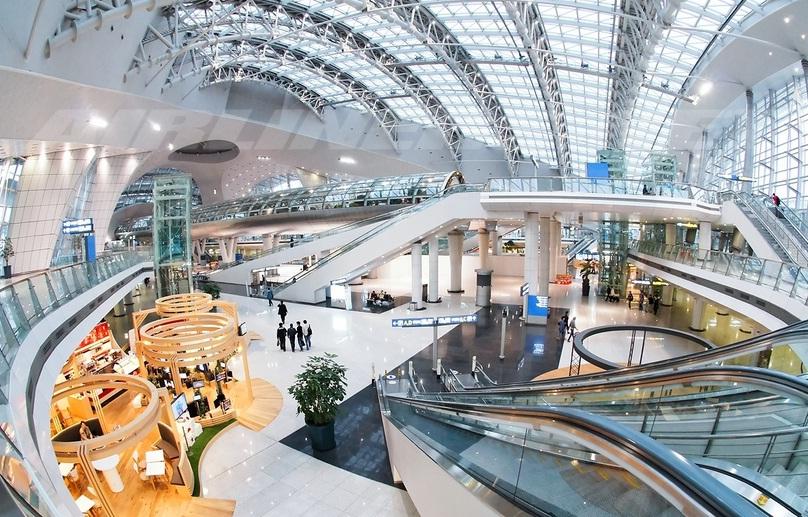 Sân bay quốc tế Incheon tốt nhất thế giới