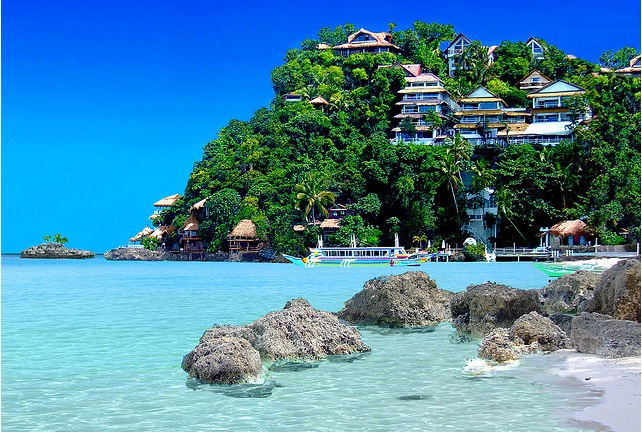 Vé máy bay đi Boracay giá rẻ nhất