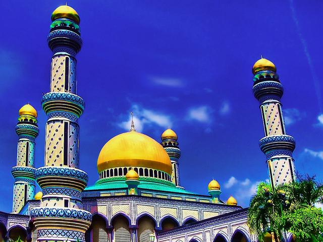 Mua vé máy bay đi Brunei ở đâu?