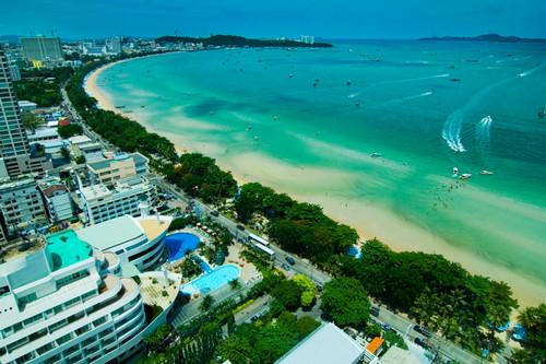 Khám phá thành phố biển sôi động Pattaya