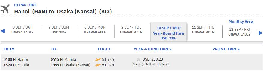 Mua vé máy bay đi Nhật Bản giá rẻ ở đâu?