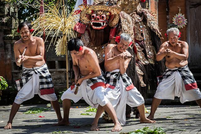 Kiếm Kris - món quà huyền bí ở đảo Java