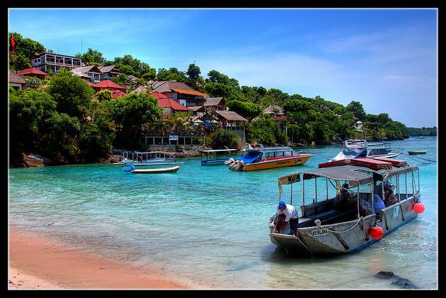 Từng giây phút tuyệt vời tại Nusa Lembongan