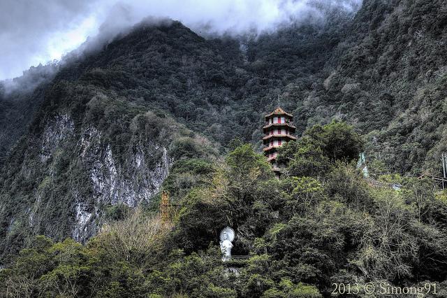 Khám phá vườn quốc gia Taroko tuyệt đẹp