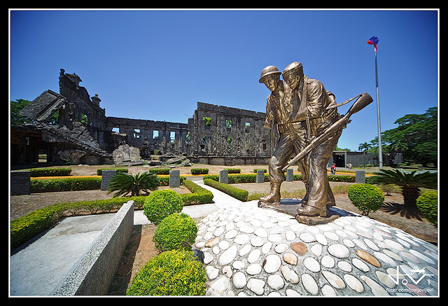 Corregidor - hòn đảo ẩn chứa vô vàn điều thú vị