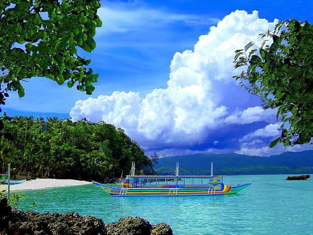 Vé máy bay Hà Nội đi Boracay giá rẻ nhất