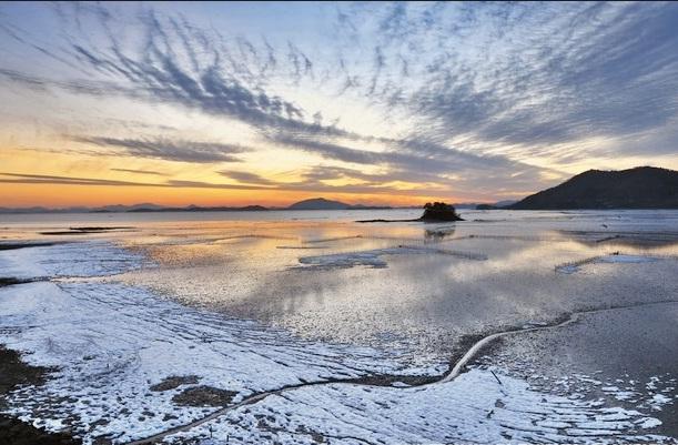 Jeungdo - hòn đảo muối xinh đẹp xứ Hàn