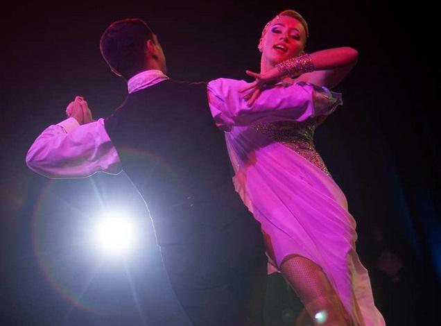 Những vũ điệu Macao Salsa bốc lửa