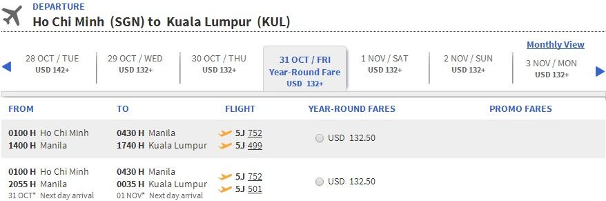 Mua vé máy bay đi Malaysia giá rẻ ở đâu?
