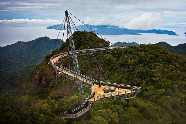 Langkawi - hòn đảo xinh đẹp bậc nhất châu Á