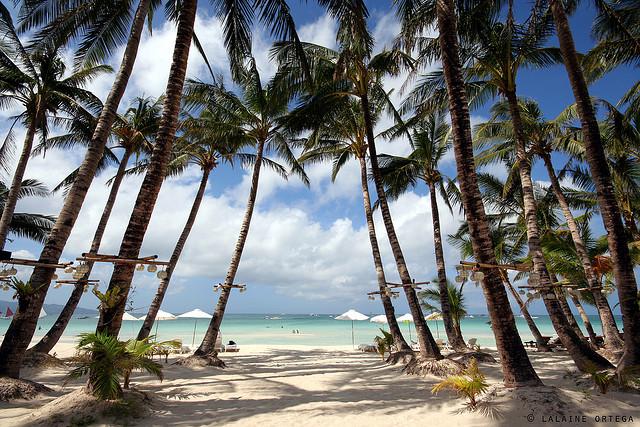 Thiên đường biển xanh xinh đẹp Boracay