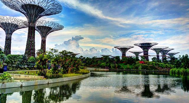 Những điểm thư giãn ngoài trời ở Singapore