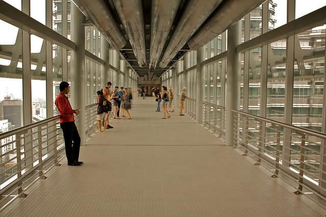 Trải nghiệm thú vị tại tòa tháp đôi Petronas