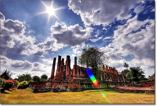 Ayuthaya - cố đô cổ kính của xứ chùa vàng