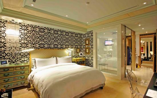 Khách sạn - ưu thế của du lịch Đài Loan