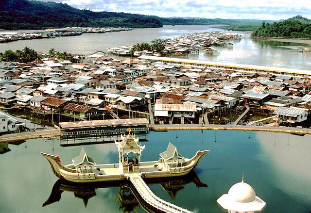 Những trải nghiệm tuyệt vời tại thủ đô Brunei