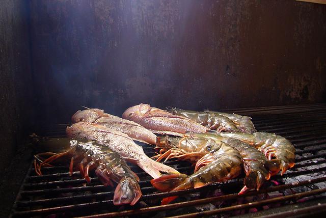 Hải sản Boracay tươi ngon tại chợ D'Talipapa