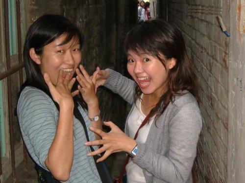 """Khám phá hẻm """"xờ ngực"""" thú vị ở Đài Loan"""