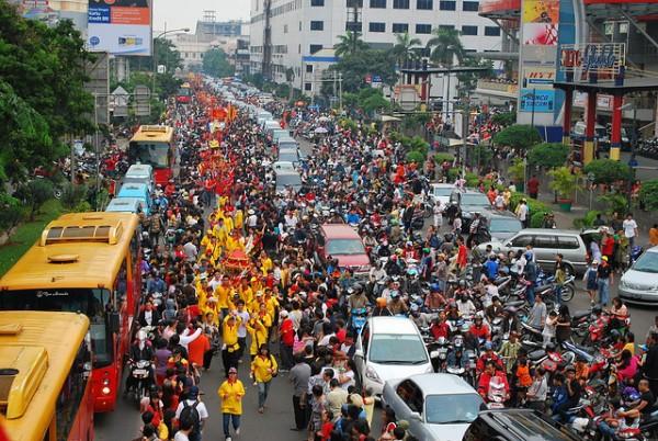 Glodok - khu Chinatown lớn nhất Indonesia