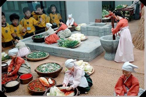 bảo tàng kim chi