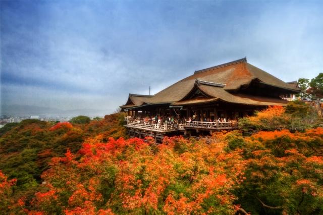Chùa Kiyomizu Kyoto