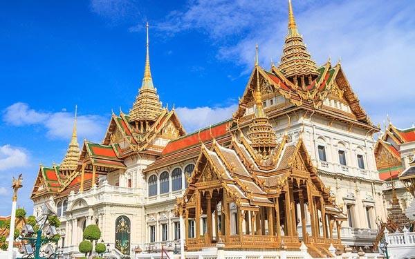 Cung điện hoàng gia ở Bangkok
