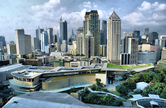 Thủ đô Manila trẻ trung và hiện đại