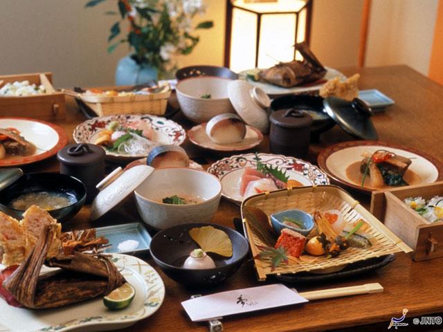 bữa ăn Kaiseki ryori