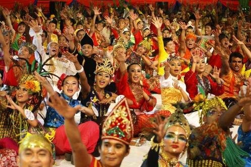 lễ hội Hari Raya Aidilfitri