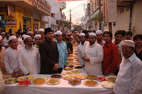 thánh lễ ramadan