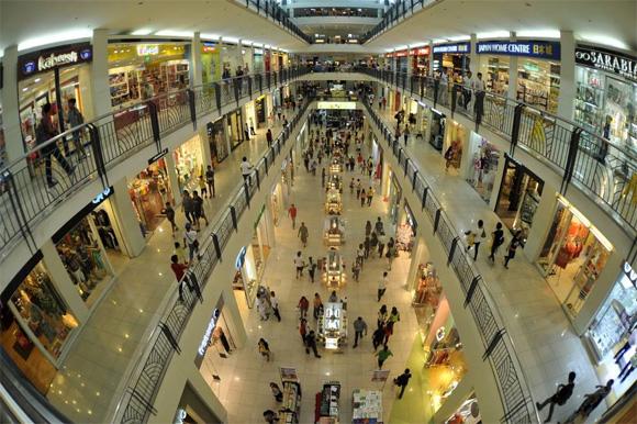 Trung tâm thương mại Manila