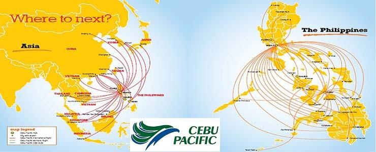 đường bay cebu