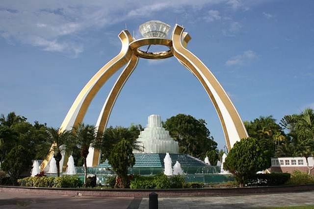 Công viên Quốc gia Brunei Ulu Temburong