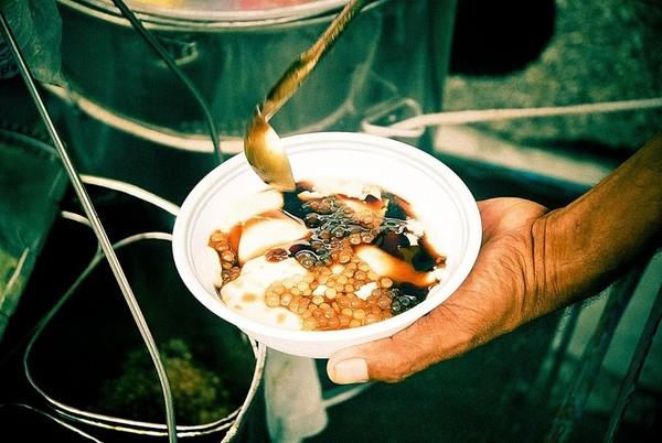 Tào phớ Taho - Món ăn đường phố hấp dẫn