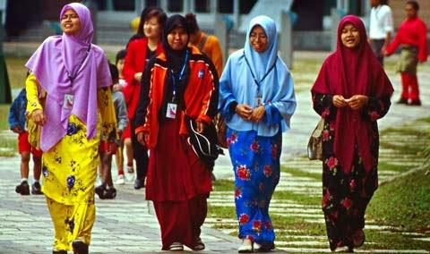 Trang phục truyền thống của Brunei
