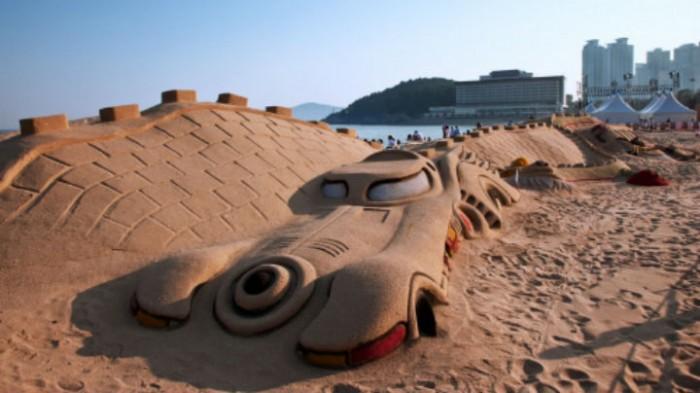 lễ hội cát