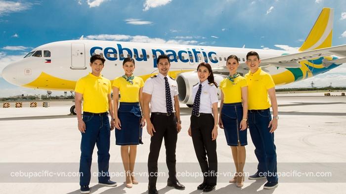 Mua vé máy bay đi Legazpi của hãng hàng không Cebu Pacific