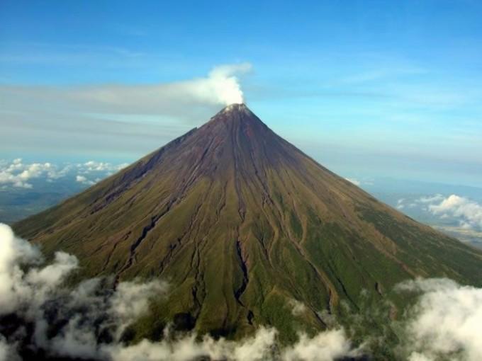 Đỉnh Mayon